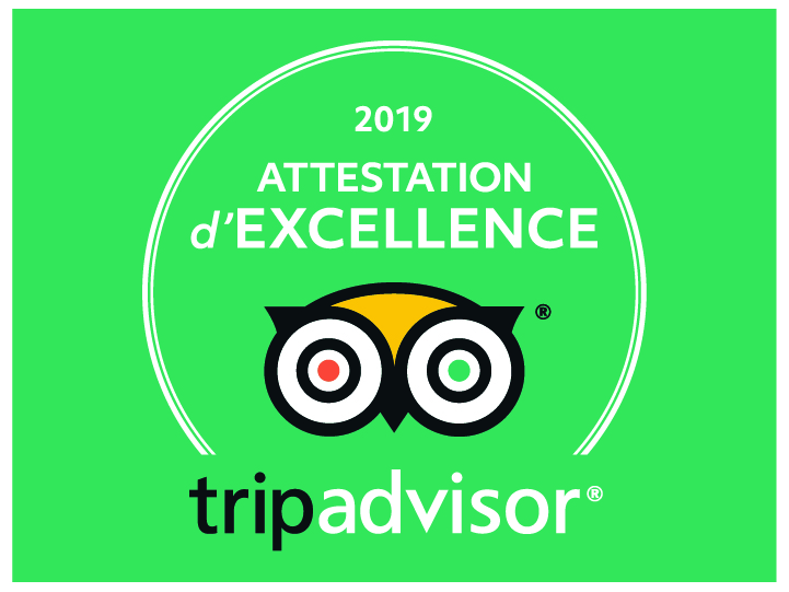 attestation 2019 tripadvisor