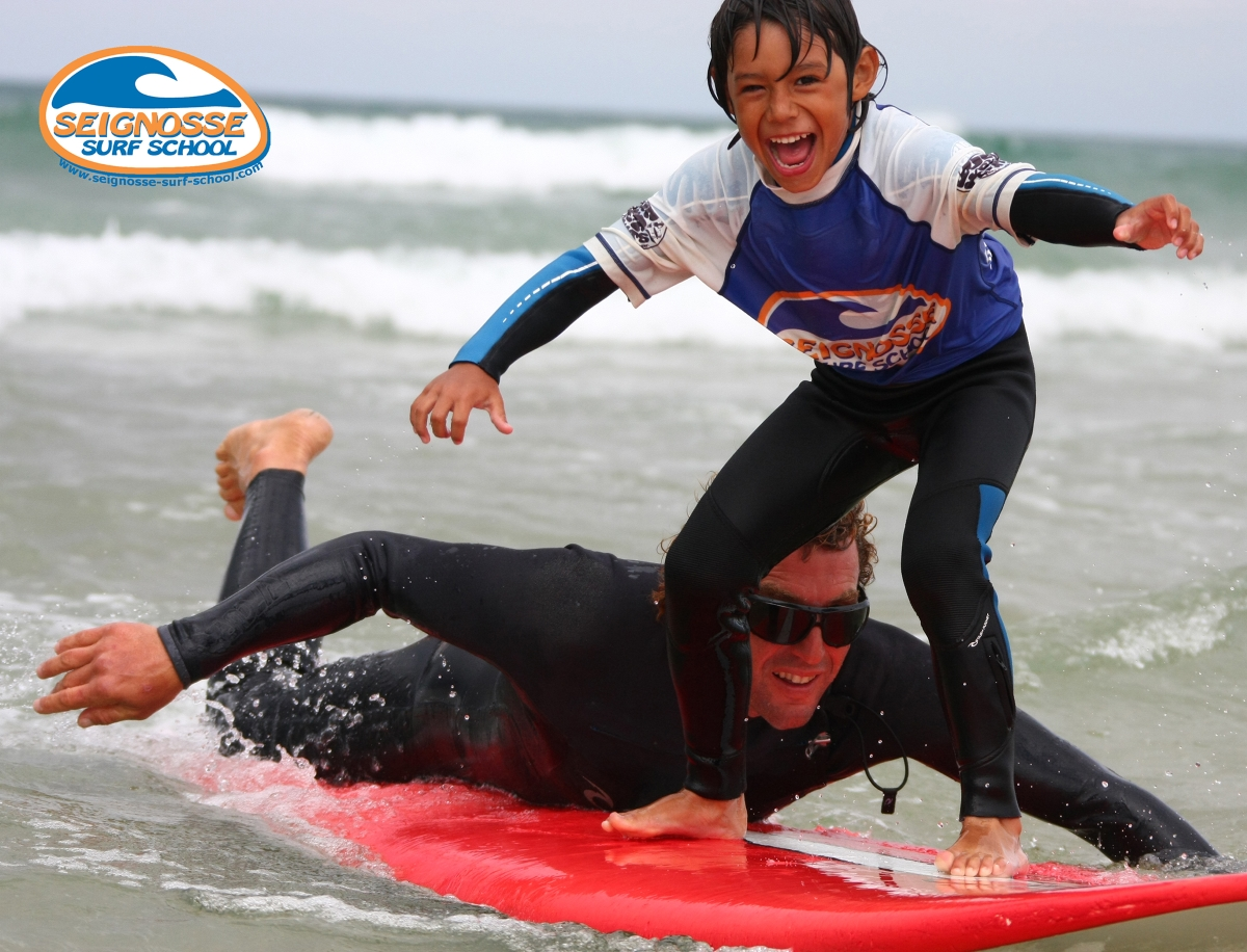 Ecole de Surf Seignosse Surf School