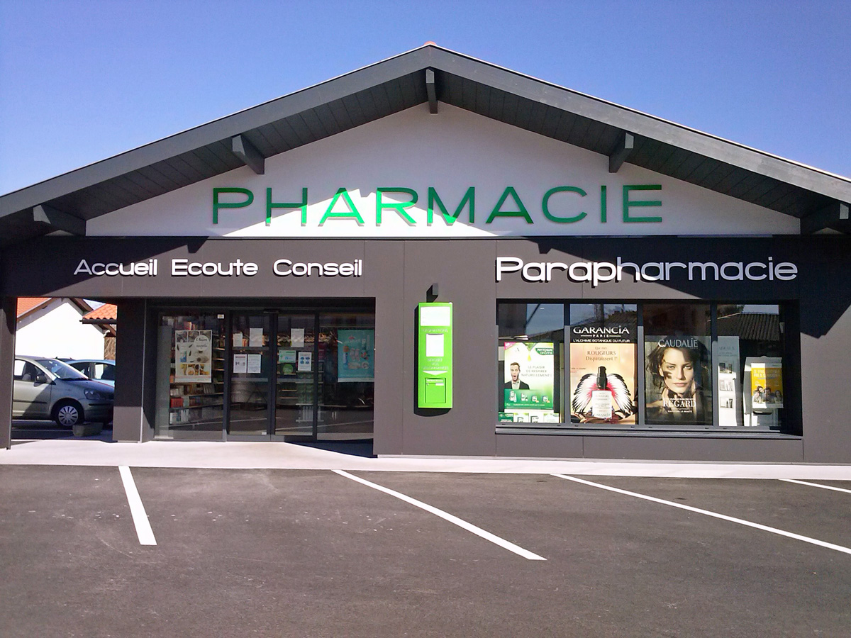 Pharmacie Moutron