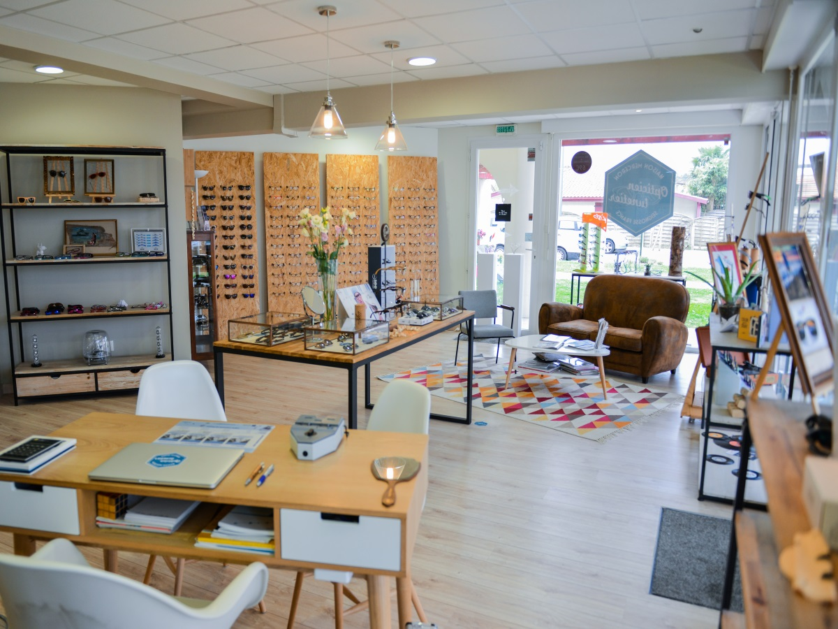 Opticien Maison Merceron