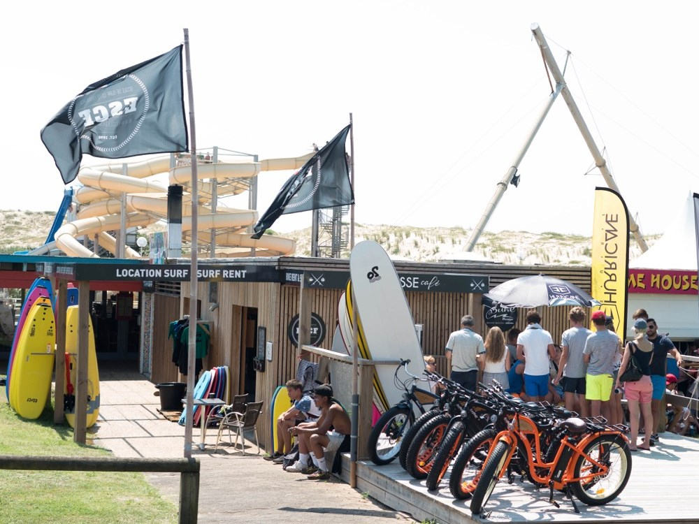 Location de vélos - Beach Bikes Seignosse